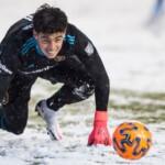 Goalkeeper David Ochoa reported with Gerardo Martino's Mexican National Team