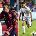 Gold Cup 2021: how the quarterfinals were