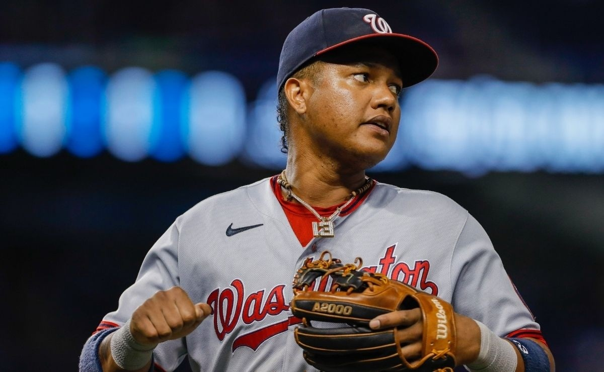 Goodbye hopes! Nationals manager 'doesn't expect' Starlin Castro to return to MLB this year