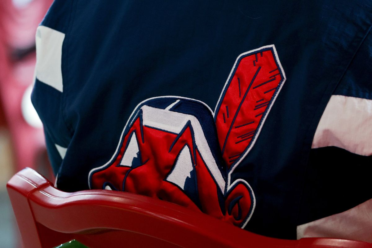 Goodbye to the Cleveland Indians the Major League team changed