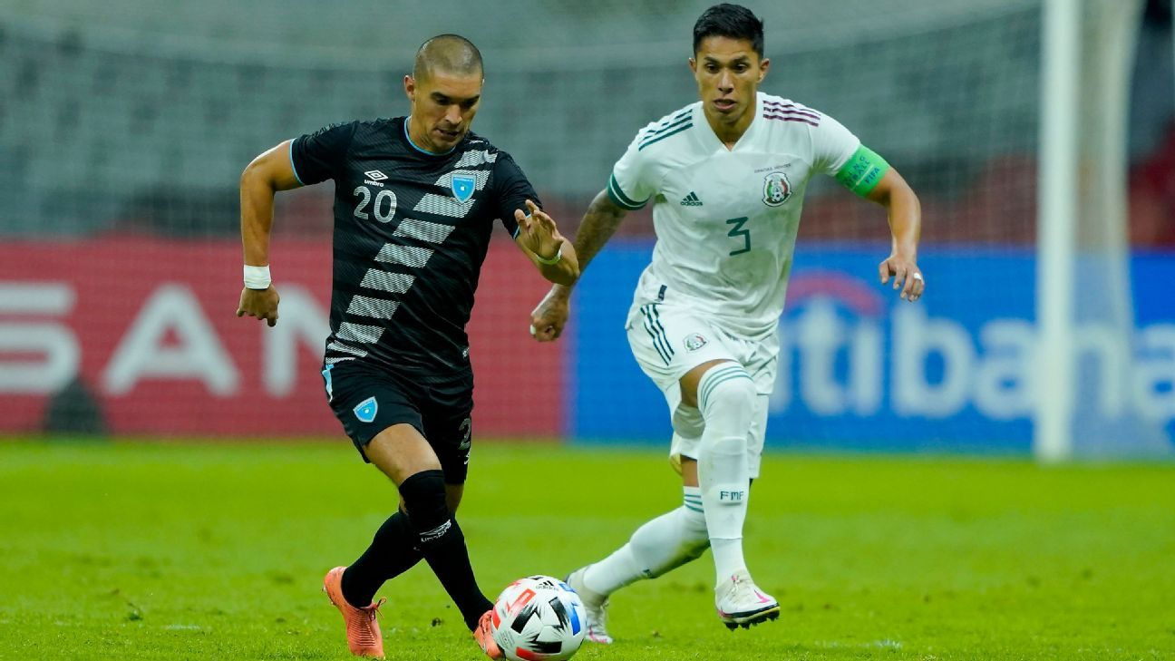 Guatemala is already eliminated from the Gold Cup before facing