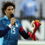 Guillermo Ochoa thanked the fans that discriminatory shout against Panama ceased