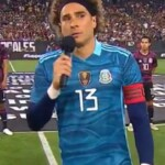 Guillermo Ochoa's overwhelming message to fans of homophobic screaming