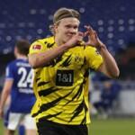 Haaland hopes to finish at Chelsea this summer