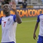 Haiti loses 5 players to COVID-19 for its debut against USA