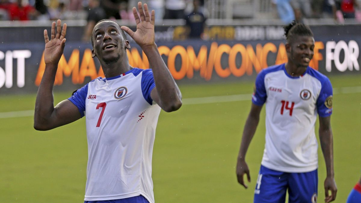 Haiti loses 5 players to COVID 19 for its debut against