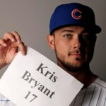 He leaves yes or yes: Kris Bryant has a foot and a half outside the Chicago Cubs