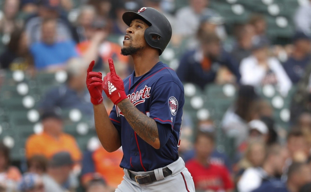 He says no Byron Buxton rejects Twins 70 million