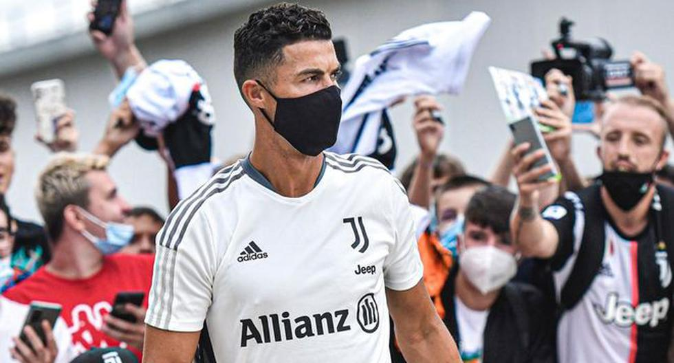 Hes back and hes staying Cristiano Ronaldo returned to Juventus