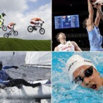 Highlights of day 6 of the Olympics: the defeat of basketball, the move to semis on BMX and the elimination of Pignatiello