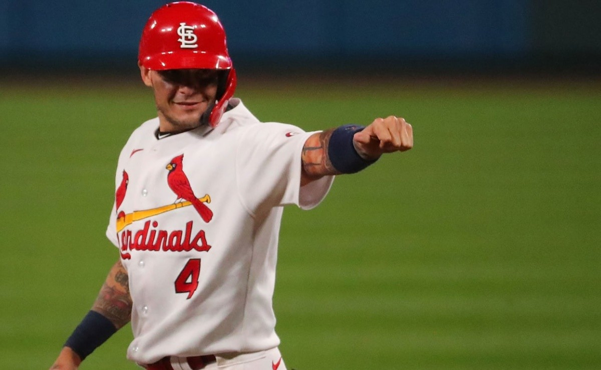 Historical! Yadier Molina becomes the best defender in MLB history, according to data