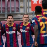 How does Barcelona create space for Messi's new contract?