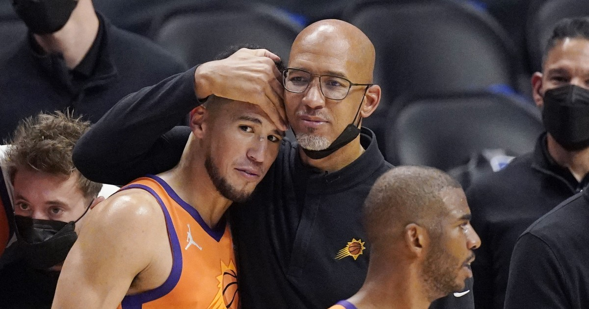How two losses to the Lakers helped the Suns find their way to the NBA Finals