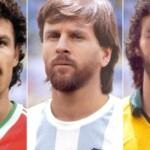How would Messi, Cristiano Ronaldo and other football stars look like in the 86 World Cup: the publication was a rage on networks