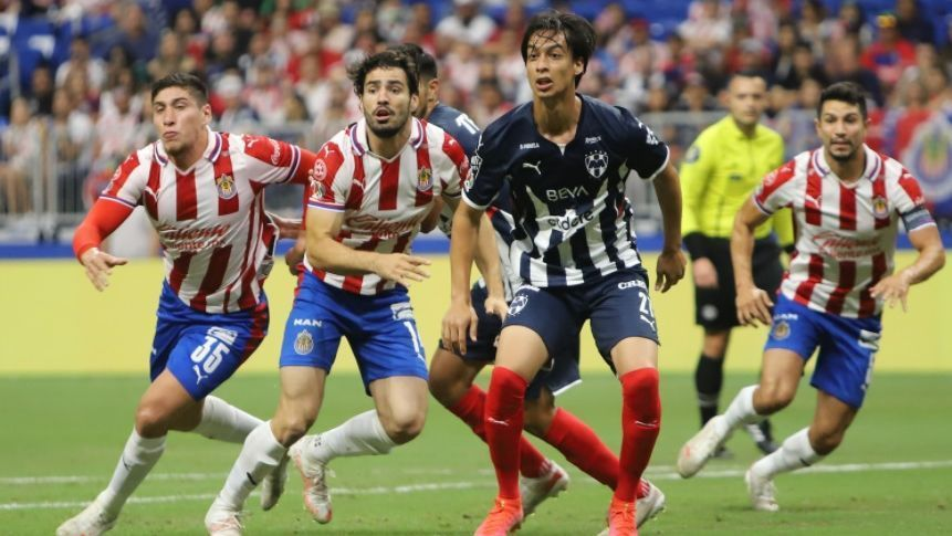 In Andradas debut Rayados beat Chivas 1 0