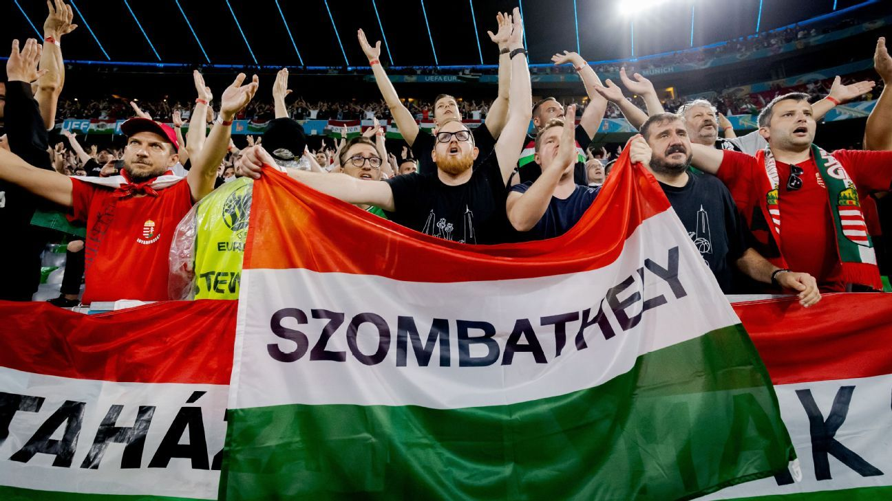 In Hungary they describe as pathetic the UEFA sanction of