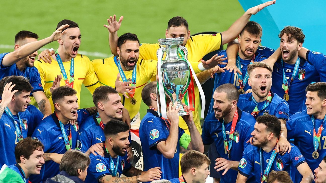 Italy breaks long streak in Eurocup and joins the curses