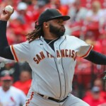 Johnny Cueto becomes seventh Dominican to pitch 2,000 innings in MLB