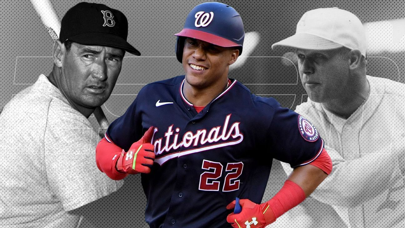 Juan Soto pursues a record never achieved by a Latino