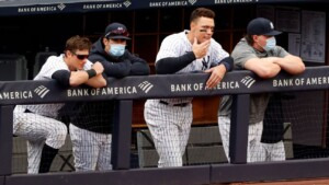 Judge called on players to talk about Yankees woes