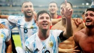 Kempes belittles Messi on Maradona's account