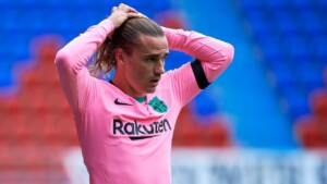 Laporta does not guarantee the continuity of Griezmann in Barcelona