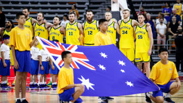 Australia to have seven NBA players for the Tokyo Olympics