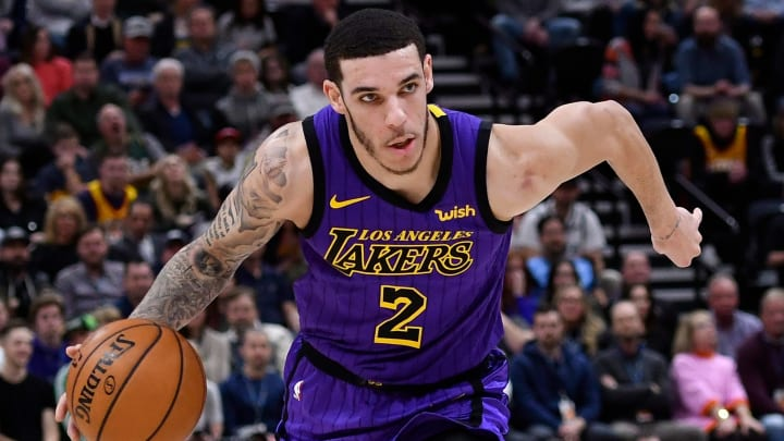 Latest NBA News Rumors Lakers could re sign Lonzo