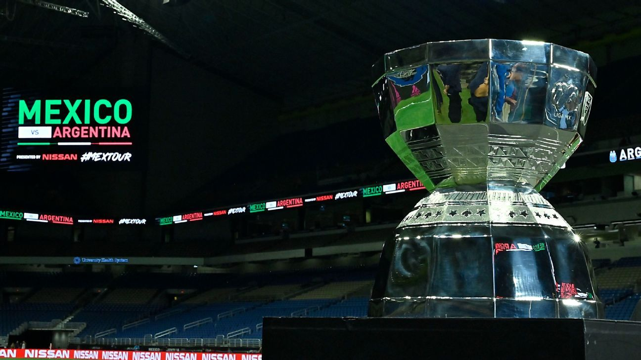 Leagues Cup Final 2021 and 2022 will be played at