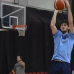 """The """"animal"""" Bolmaro and the """"beasts"""" of the national basketball team 
