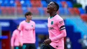 Letters from Barcelona: Moriba or the example of Cruyff