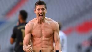 Lewandowski awaits Madrid