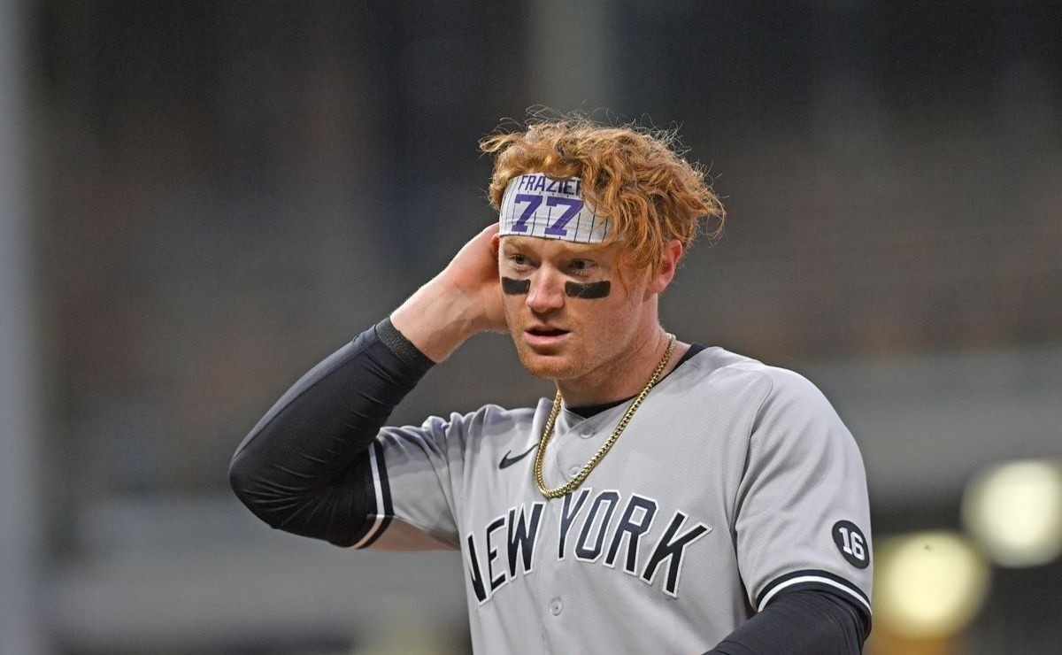 Long live the bride and groom Clint Frazier gets engaged