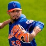 Luis Rojas spoke of Carlos Carrasco's debut with the Mets