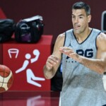 """Luis Scola: """"We don't have to validate anything in Tokyo""""   The captain of the basketball team, days before his debut against Slovenia"""