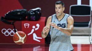 """Luis Scola: """"We don't have to validate anything in Tokyo"""" 
