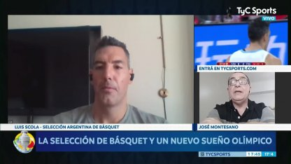Luis Scola, in depth: the preparation of the National Team for the Olympic Games, its present, retirement and more