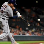 MLB: Astros recovers Cuban utility, while reliever restarts rehab