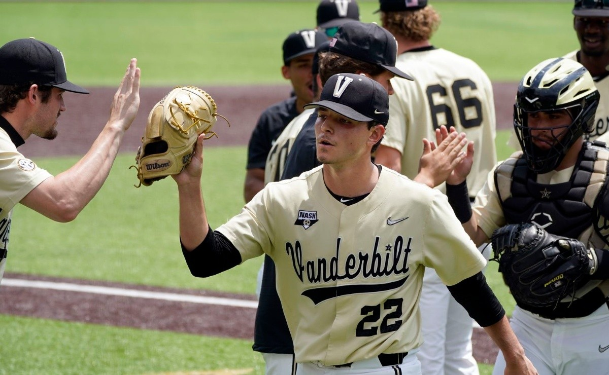 MLB: Big Shot Falls! Rangers catch Jack Leiter as No. 2 overall in Draft