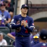 MLB: How strange! Shohei Ohtani has a rare day off