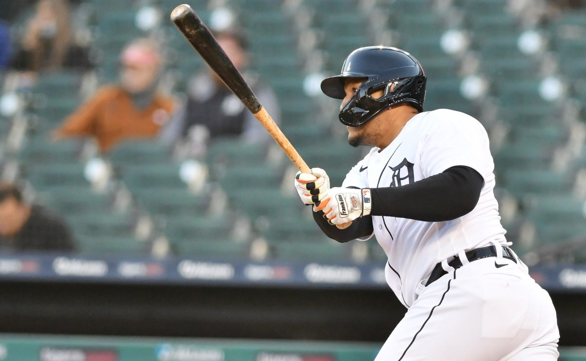 MLB: It's already rained! Miguel Cabrera does something he hasn't done for 13 years