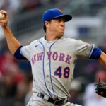 MLB: Jacob deGrom had his worst inning; then retired 18 in a row with 14 strikeouts
