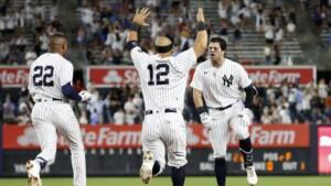 MLB Live: New York Yankees vs. Tampa Bay Rays
