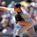 MLB: Mariners Pitcher debuts with five no-hit innings and WITH a run