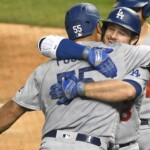 MLB: Max Muncy and Dodgers' Grand Slam win their sixth game in a row