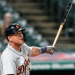 MLB: Miguel Cabrera hits his HR 494 and leaves behind Lou Gehrig and Fred McGriff