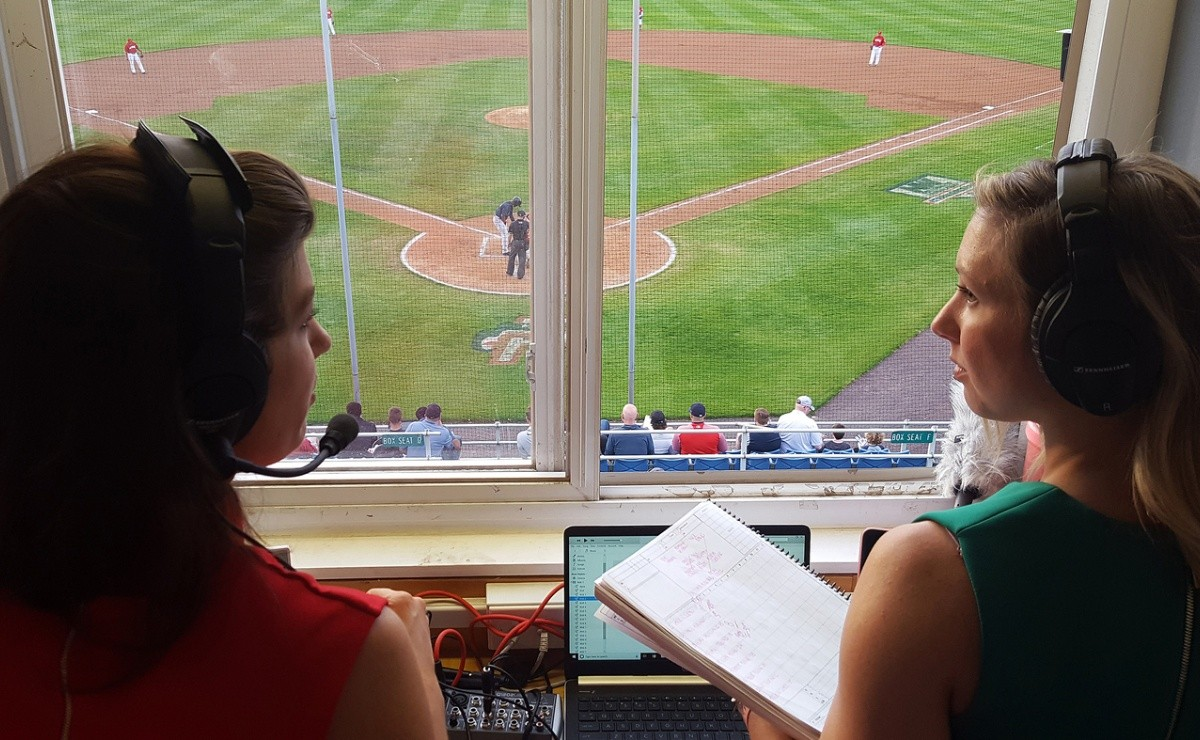 MLB: Only women! All-female broadcast team to make history