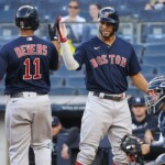 MLB: Red Sox leads with five players in All-Star Game