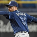 MLB: Teamwork! Rays pitches no hitter or seven-inning combined run