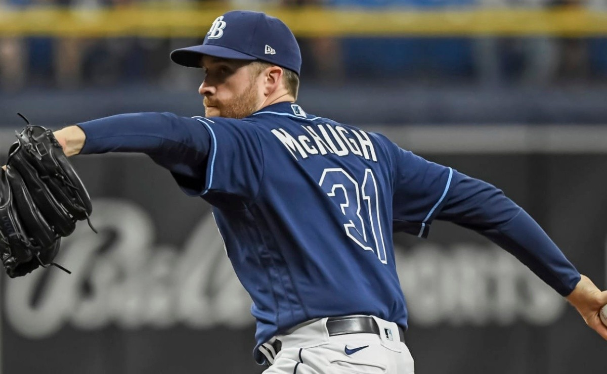 MLB Teamwork Rays pitches no hitter or seven inning combined run